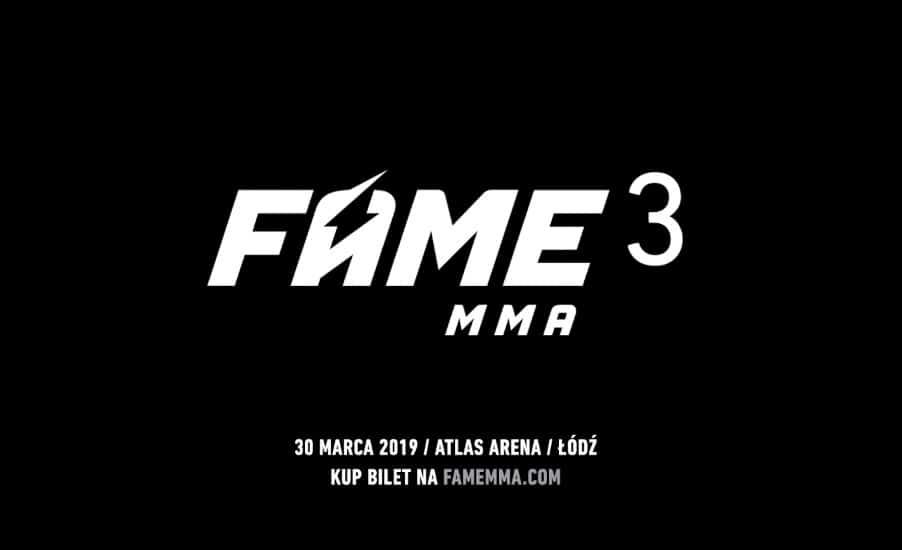 Kursy bukmacherskie FAME MMA 3