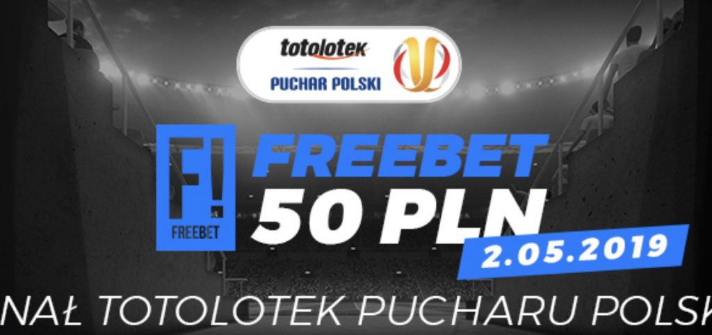 50 PLN freebet na Puchar Polski. Bonus w Totolotku!